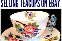 Ebay teacups