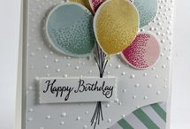 Stampin' Up! Partyballons / Balloon Celebration