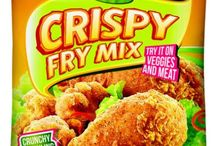 HAPIMA - CRISPY FRY MIX / In a world where everyone demands new and unique snacks, Hapima Crispy Fry Mix is your ideal cooking partner. Made from carefully selected spices produced in India and unique ingredients crafted by the Ajinomoto group; this high quality mix helps you create delicious and crispy dishes. So be it crunchy fried chicken, some crispy paneer or cauliflower, Hapima Crispy Fry Mix lets you create snacks that will capture the imagination of your loved ones.