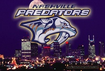 Nashville Predators / by NiceRink.com