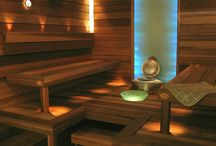 Sauna / Inspiraatiota saunaan / Inspiration for your sauna
