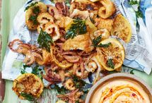 Seafood sensations