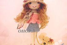 POUPEES Crochet