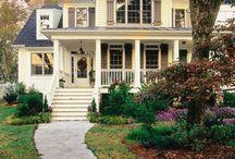 House/interior/exterior