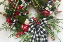 Flowers & Wreaths