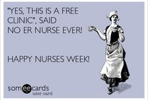 For My Nursing Friends / by Kayla Yeager