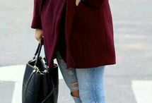 Seasonal coats