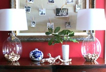 Home Decor - Family Room / by Kal Buckles