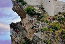Landschaften, Burgen