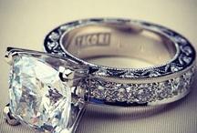 Diamonds Are A Girls Bestfriend / by Elda Perona
