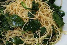 pasta dishes