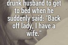 inspiracje pijana Łucja