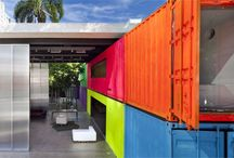 SHIPPING CONTAINER ARQ