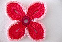 Crochet - Flowers / by Jennifer Bodyharmonymassage