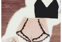 Lingerie and Pijamas