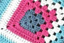 Crochet - Afghan Block