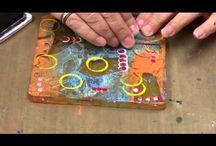 DIY: Gelli Plate