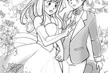♡ Comics Wedding ♡ Manga / fumetti e manga