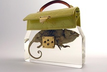 we love Ted Noten / Famous dutch designer Ted Noten. Special ART bags!