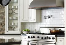 Kitchen redo / by Amy Baker