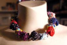 fabric jewelry