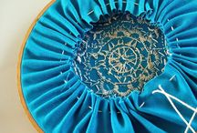 Embroidery - Finishing