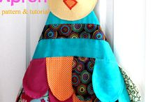 amazing awesome aprons / apron ideas and patterns