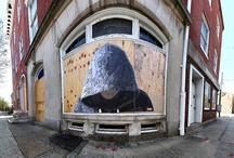 Street Art / by Heidi Richardson Evans