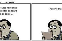 Politica e dintorni / Qui trovi le vignette pubblicate sul mio blog sul tema della politica e ciò che può ruotarle intorno.