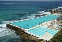 Amazing Pools / Some of the most awesome swimming pools on earth !