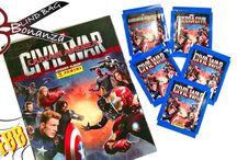 Captain America / Merchandise based on the new Captain America film.