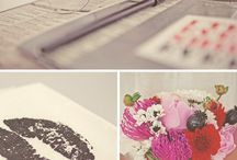 Weddings and Parties / by Courtney Eliseo
