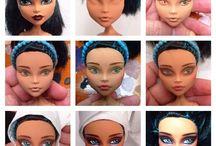 Кастом куклы