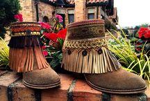 Cubre botas y sandalias / Accesorio para decorar tu calzado