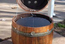 How to make a wine barrel smoker