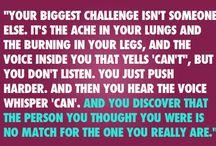 motivation ..words off wisdom  / by Emma Roberts