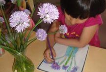 Spring Activities to do with preschoolers