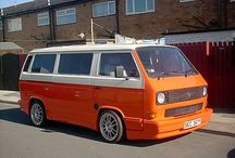 Cool VW T25 / cars_motorcycles