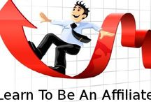 Learn To Be An Affiliate