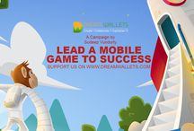 LEAD A MOBILE GAME TO SUCESS / A GAME WITH GREAT POTENTIAL.