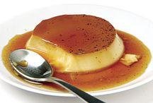 Puddings. Mmmmm