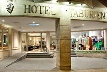 Hotel Taburiente - Entrada / by Hotel Taburiente