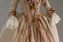 La mode du 18eme siècle