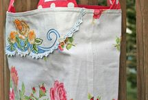 Tablecloths Up-cycled