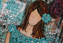 Art ~ Mixed Media / by Kimberly Winters-Armstrong
