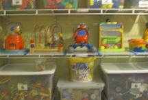 Toy organizing! / by Dawn Gentry