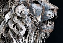 Metal art