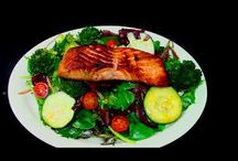 healthy salads/ ensaladas saludables
