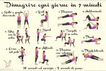 esercizi/diete