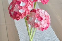 Crochet & Knit Flower